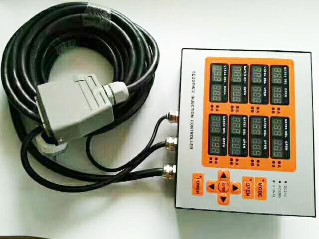 表挂式时序控制器
